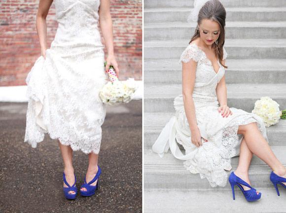 Bridal colour schemes
