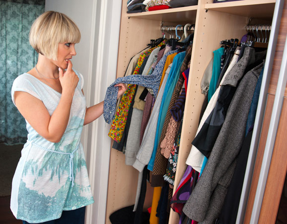 Our colour and style consultants can help you solve wardrobe dilemmas