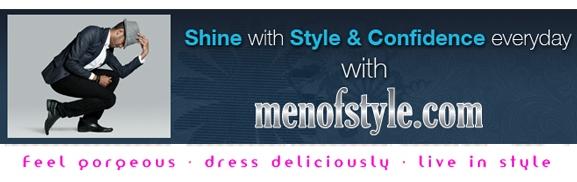 Colour Soup Men of Style online portfolio