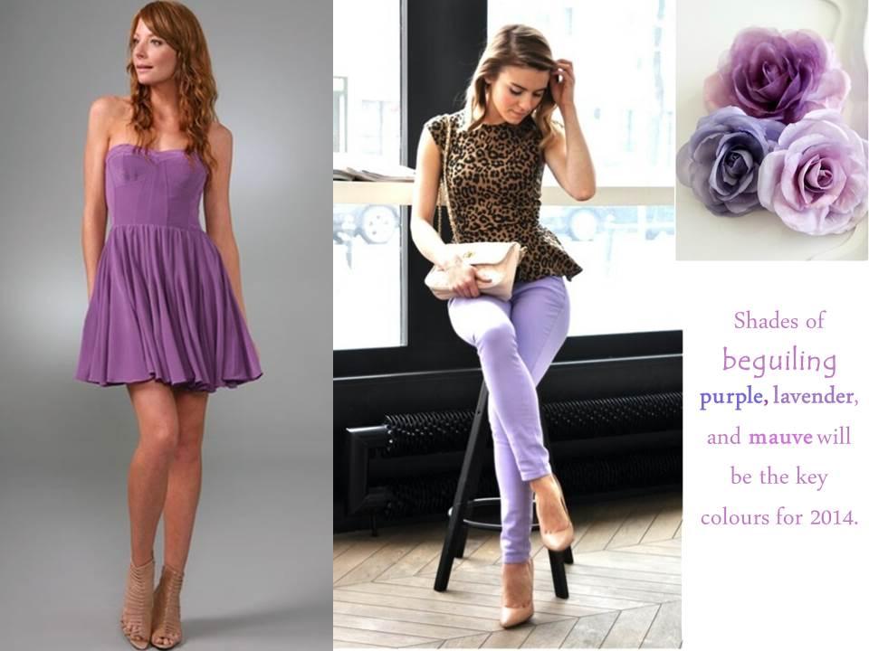 Enchanting purples
