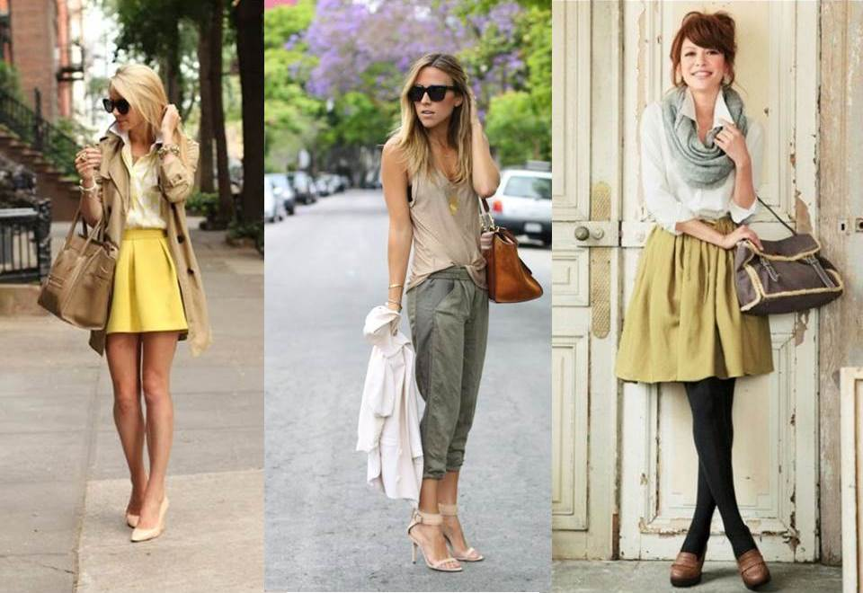 New neutrals for Autumn dressing